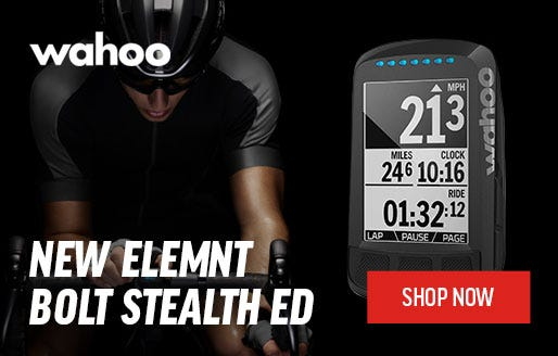 All-New Wahoo Bolt Elemnt Stealth Edition | Shop Now