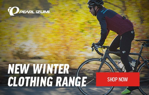 New Pearl Izumi Winter Clothing Range