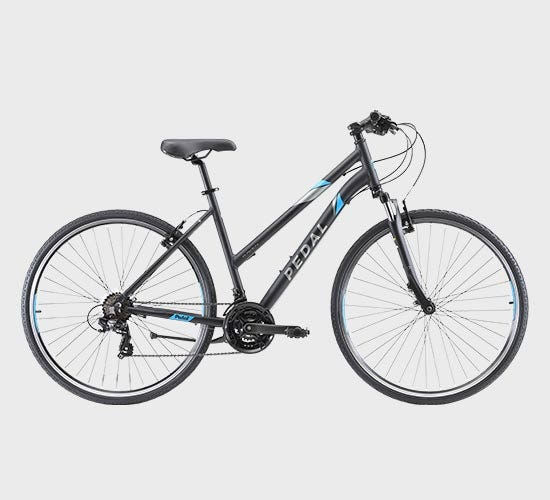 Save up to 25% Off full price Pedal mountain bikes