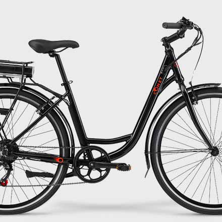 Pedal Comet ST Electric Cruiser Bike