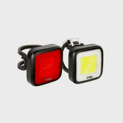 Knog Blinder Mob Mr Chips Lightset