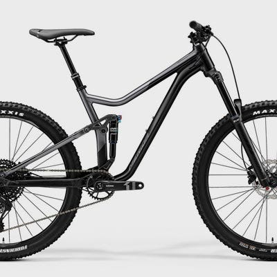 Merida One Forty 400 Mountain Bike Silk Black/Anthracite (2020)