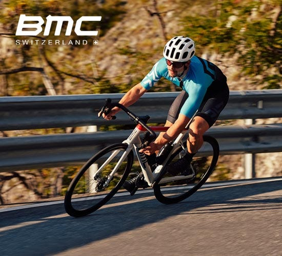 Club Price from $2,499 on a range of BMC road bikes