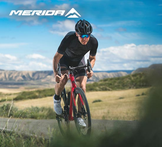 Save up to $1,000 off full priced Merida road bikes