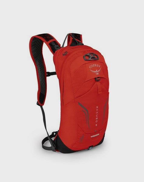 Osprey Syncro 5 Hydration Bag Firebelly Red