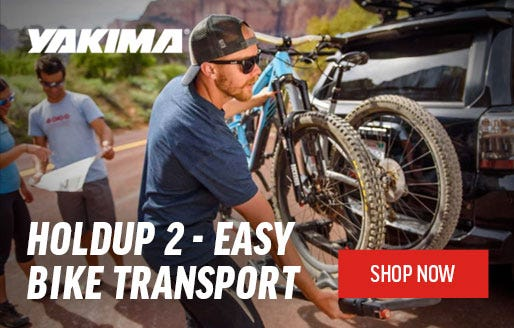 Yakima: HoldUp 2 - Easy Bike Transport | Shop Now