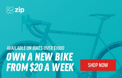 ZIP | Own A Bike From $20 A Week | Shop Bikes Over $1000
