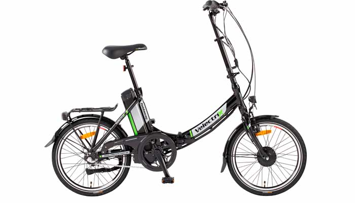 Our Range of e-Folding Bikes