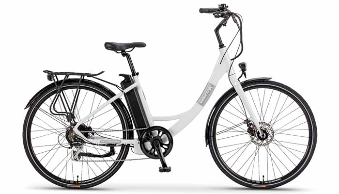 Our range of e-Hybrid Bikes