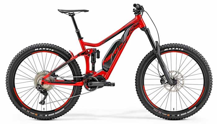 Our range of e-Mountain Bikes