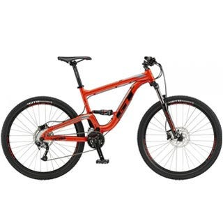 GT Verb Comp Mountain Bike 27.5 Inch Red/Black (2019)