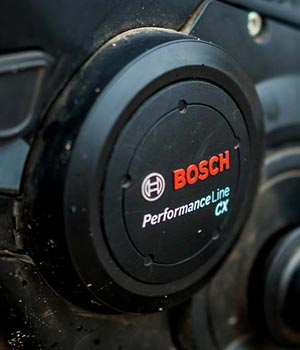 Bosch electric bike motor