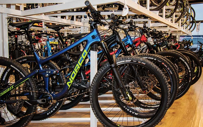 99 Bikes Blackburn Mountain Bikes
