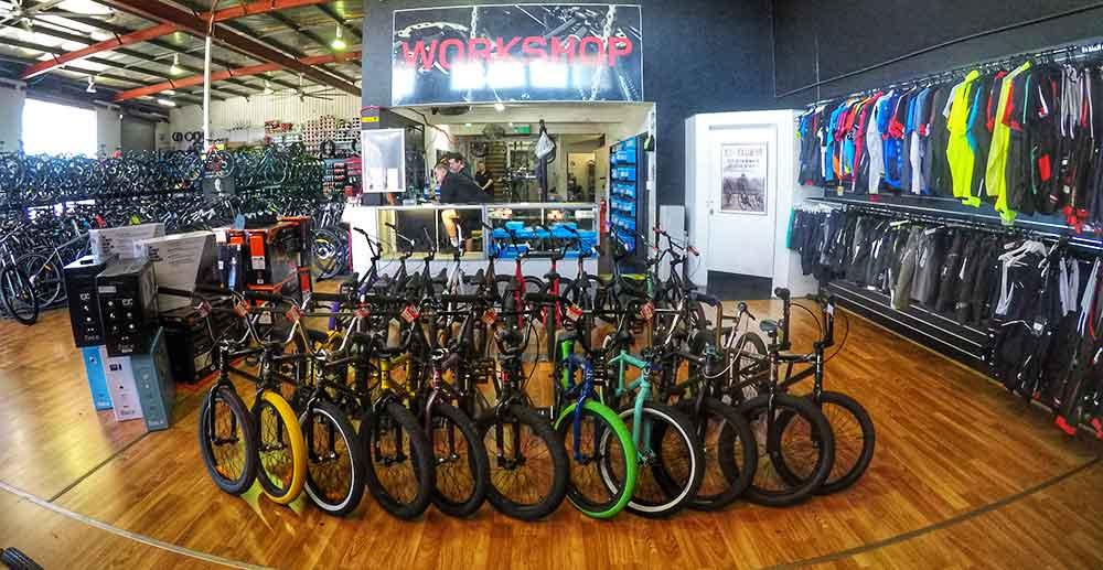 Bicycle shops brisbane southside